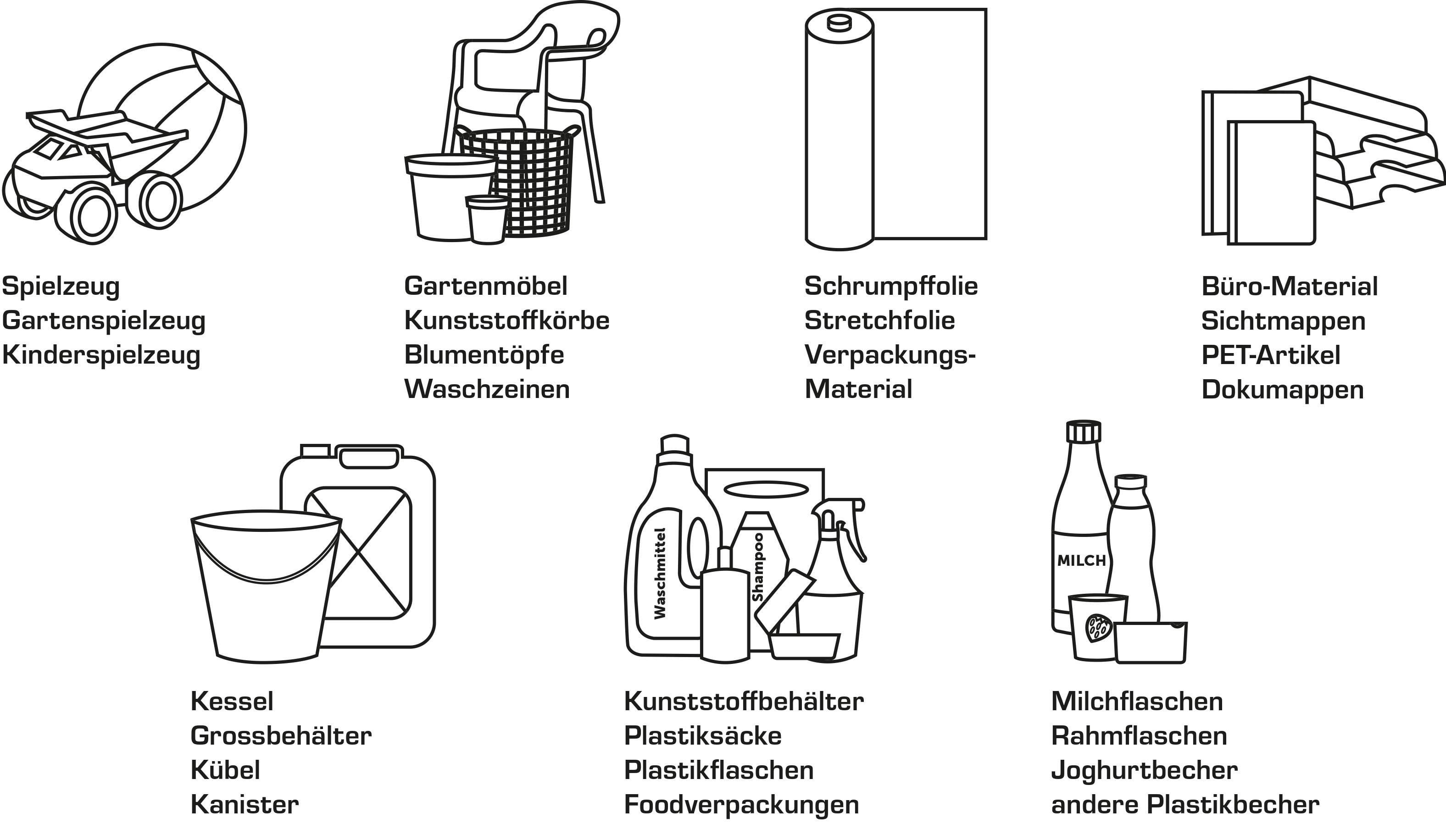 Schneider Recycling-Sack