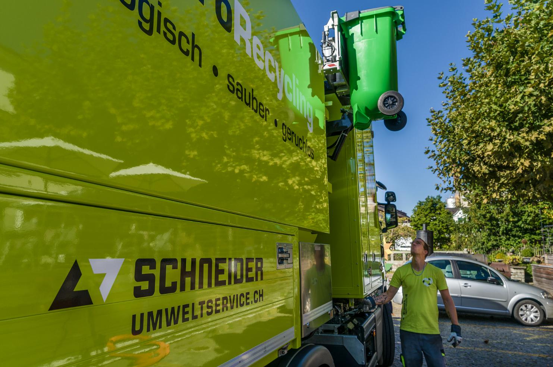 Gastronomie Recycling Entsorgung In Zurich Zug Luzern