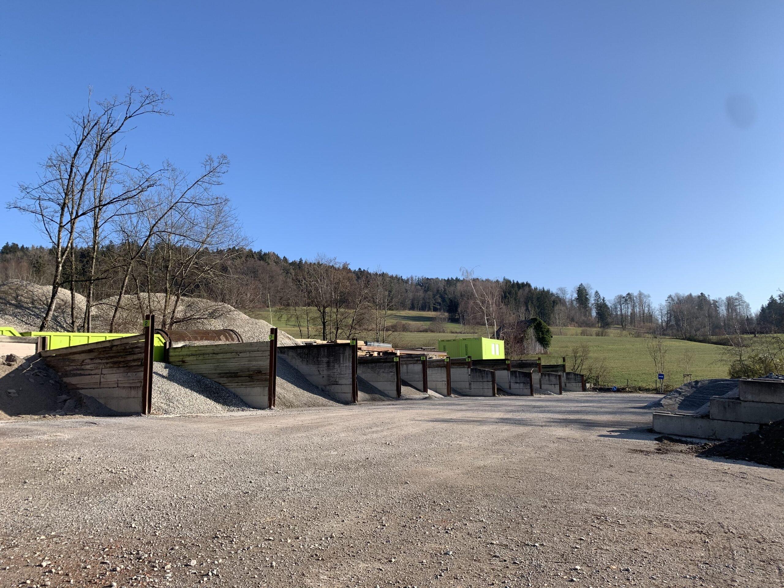 Kiesumschlagplatz Schumbel Meilen