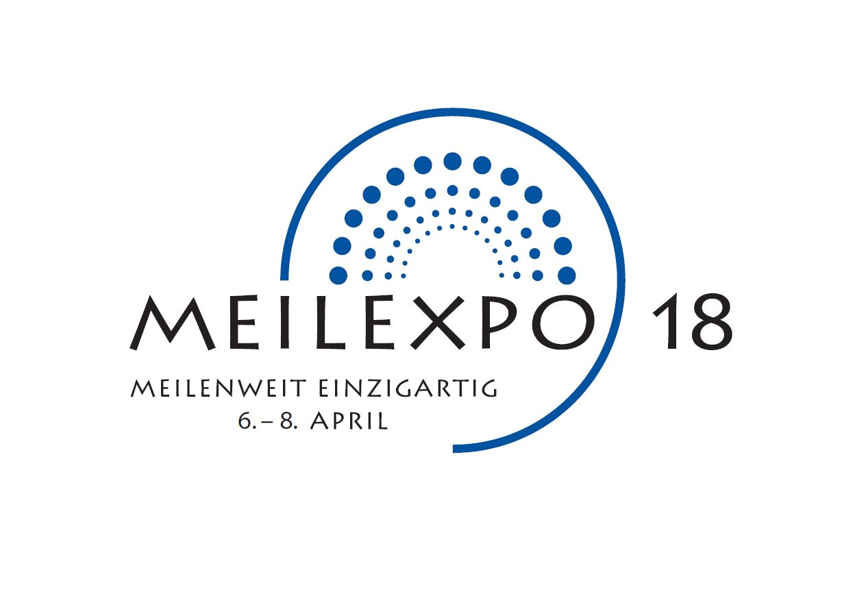 Meilexpo 6. bis 8. April