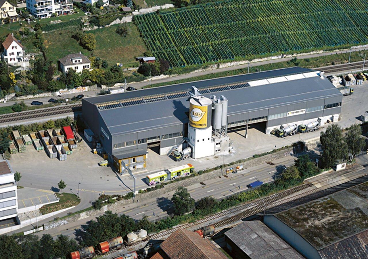 Standorte Recycling-Center